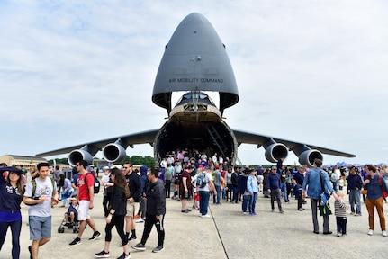 'Legends in Flight' JBA Air & Space Expo