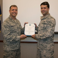 Chesebro Promoted to Senior Airman