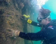 Underwater Construction Team-2 Concludes Maritime Infrastructure Assessment in FSM