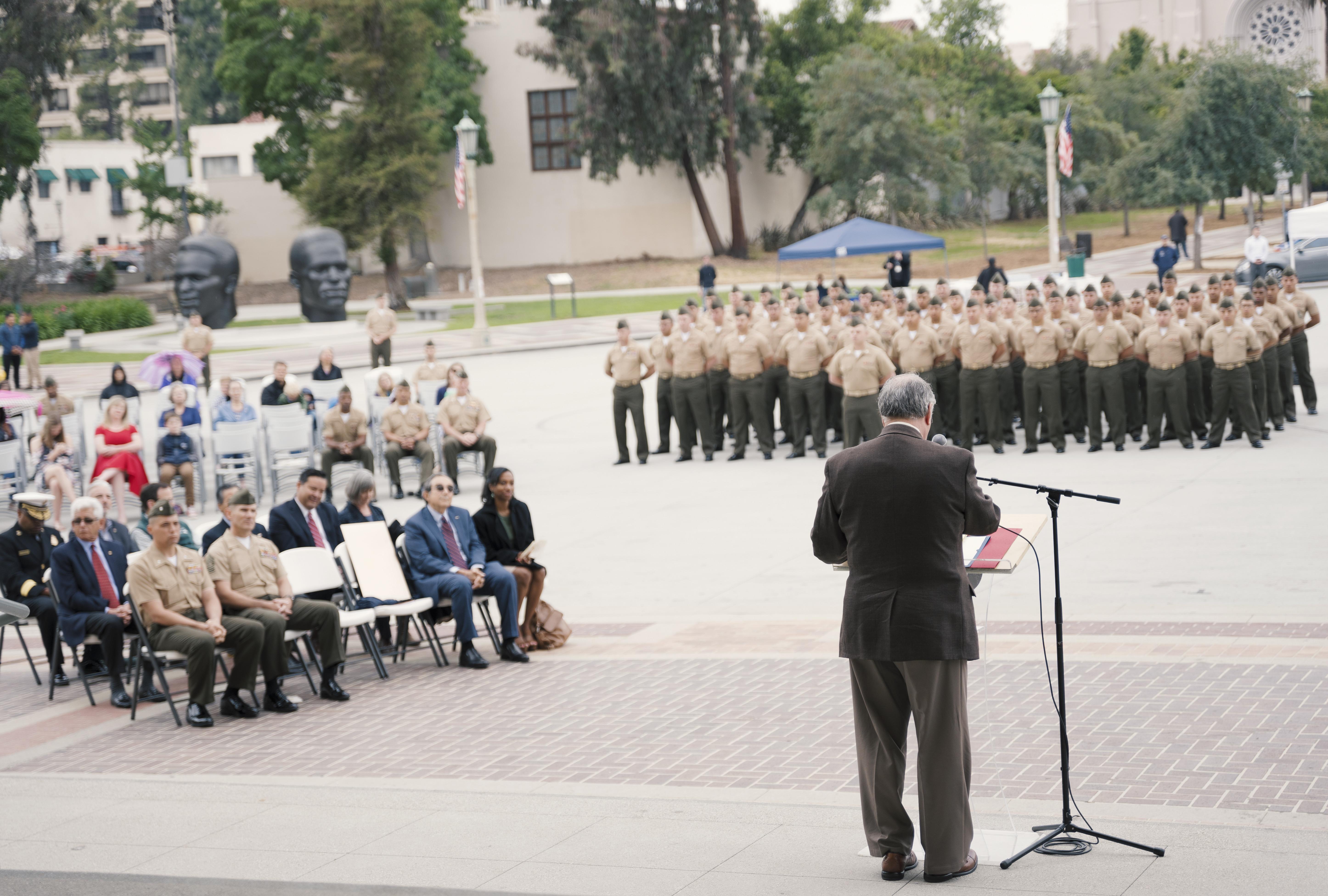 2nd Bn, 23rd Marine Regiment Deployment Homecoming Event