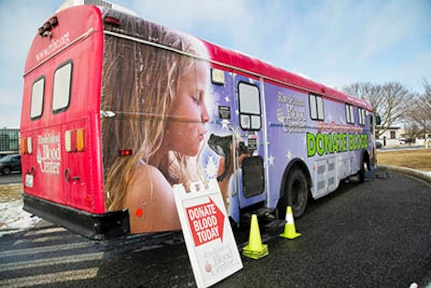 NUWC Division Newport has helped thousands of people by hosting blood drives for nearly four decades