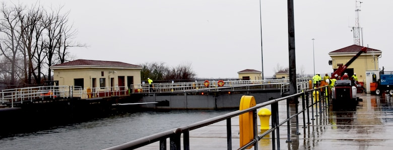 Black Rock Lock repairs completed, open for navigation