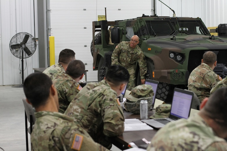 They Have Arrived: Joint Light Tactical Vehicles Training Officially Kicks Off at Fort McCoy