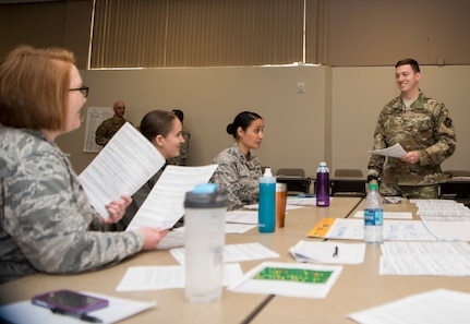 JBER's First 'Flight Leaders Course' Helps Shape Exceptional Leaders