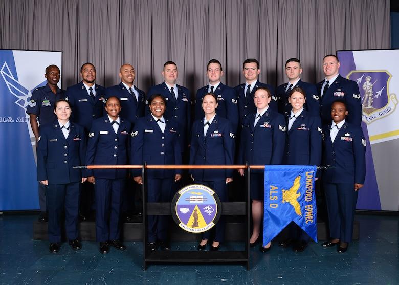 Airman Leadership School flight photo