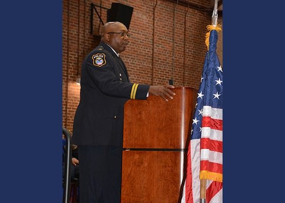 Honoring heroes in blue: National Police Week's Peace Officer Memorial Service marks the contributions of local law enforcement