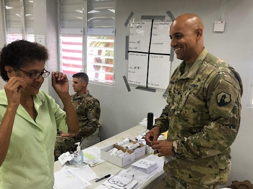 Innovative Readiness Training mission treats over 9,000 patients in Puerto Rico