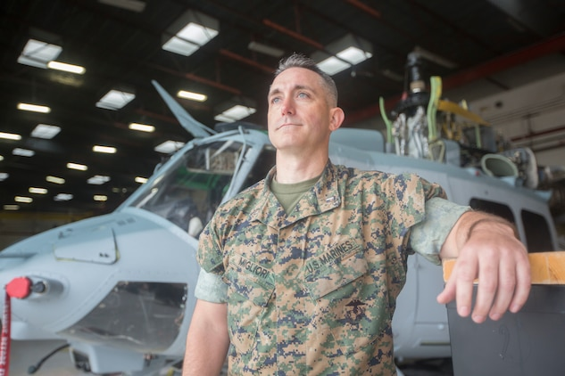 Ready in peace and war: MALS-39 Marine recognized for contributions to maintenance readiness