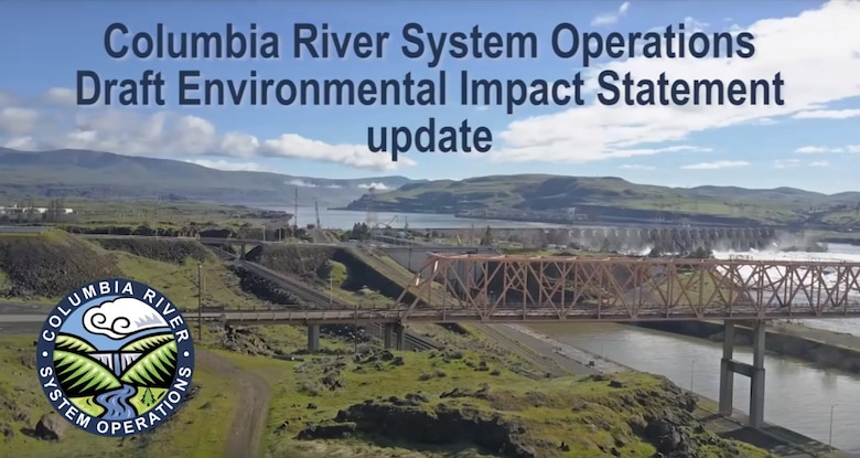 An online webcast outlining the five alternatives undergoing a detailed evaluation for the Columbia River System Operations EIS.