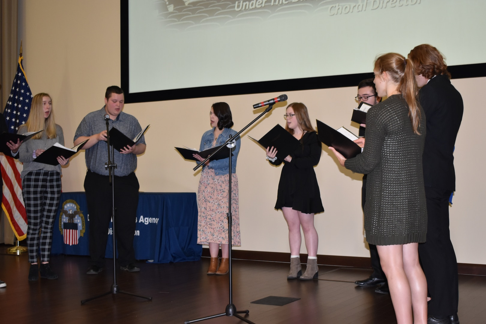 Distribution Multicultural committee hosts Holocaust Remembrance Day event