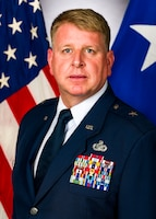 Brig. Gen. Terry L. Bullard, Commander, Air Force Office of Special Investigations.