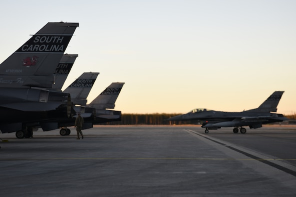 Funded by the European Deterrence Initiative, the U.S. force's participation in ACE 19 demonstrates a steadfast U.S. commitment to NATO allies and partners in Europe to remain resolute in a commitment to regional stability and security.