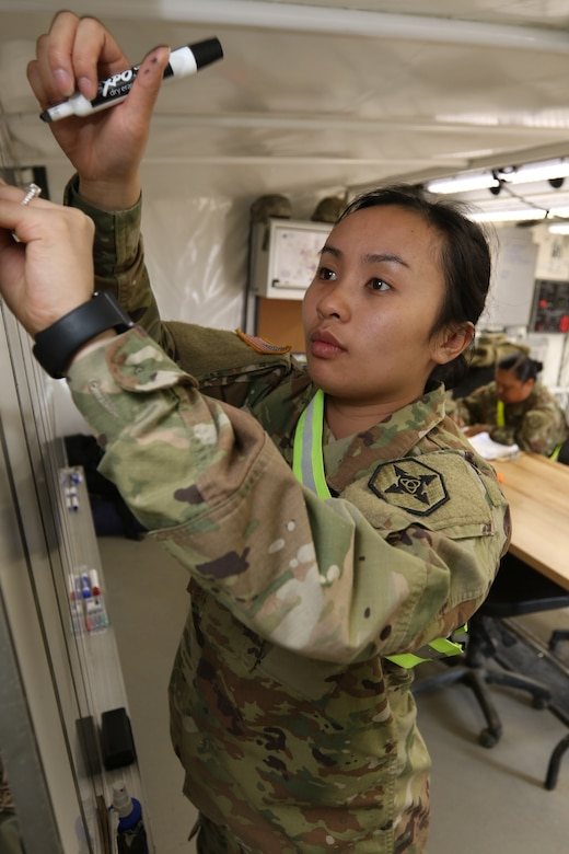 U.S. Army Reserve Soldier reflects on how heritage has shaped her service