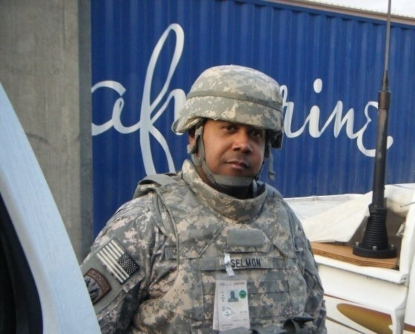 U.S. Army Reserve Soldier reflects on family's service to the nation