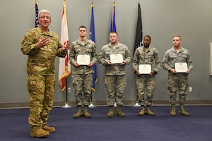 117 FSRT Team Awarded Alabama Accomendation Medal