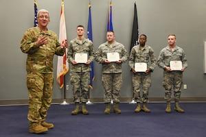 117 FSRT Team Awarded Alabama Accomendation Medal