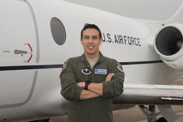 On May 18, 2019, 2nd Lt. Kristofer M. Saenz was fatally injured in a head-on collision in Knippa, Texas. Saenz graduated pilot training April 19th in class 19-08 with a C-130 assignment to Dyess AFB, Texas.