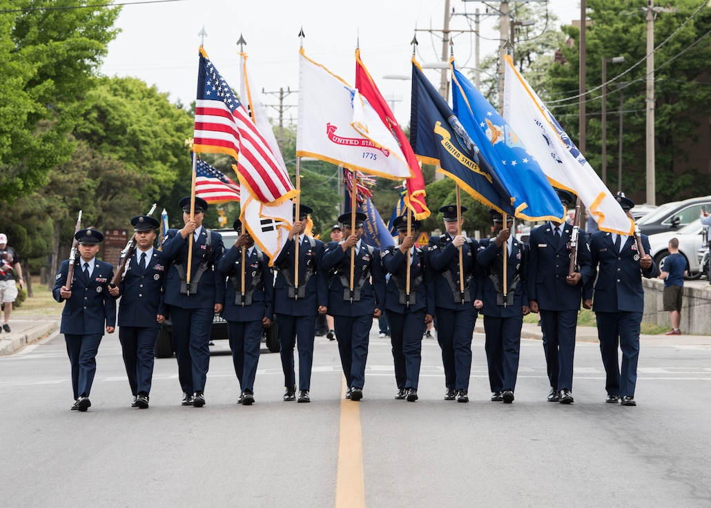 2019 Armed Forces Day Parade Osan AB