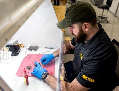 Photo of Electronics Mechanic Helper Brennen La Pere