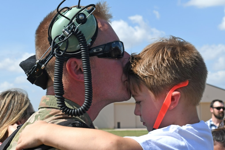 39th Airlift Squadron Returns From Deployment