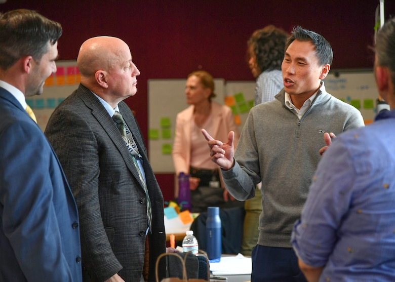 Hanscom and NSIN collaborate to bring innovative ideas forward