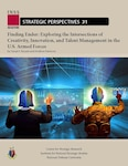 Cover Graphic of INSS Strategic Perspectives 31