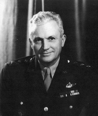 Lt. Gen. Frank M. Andrews