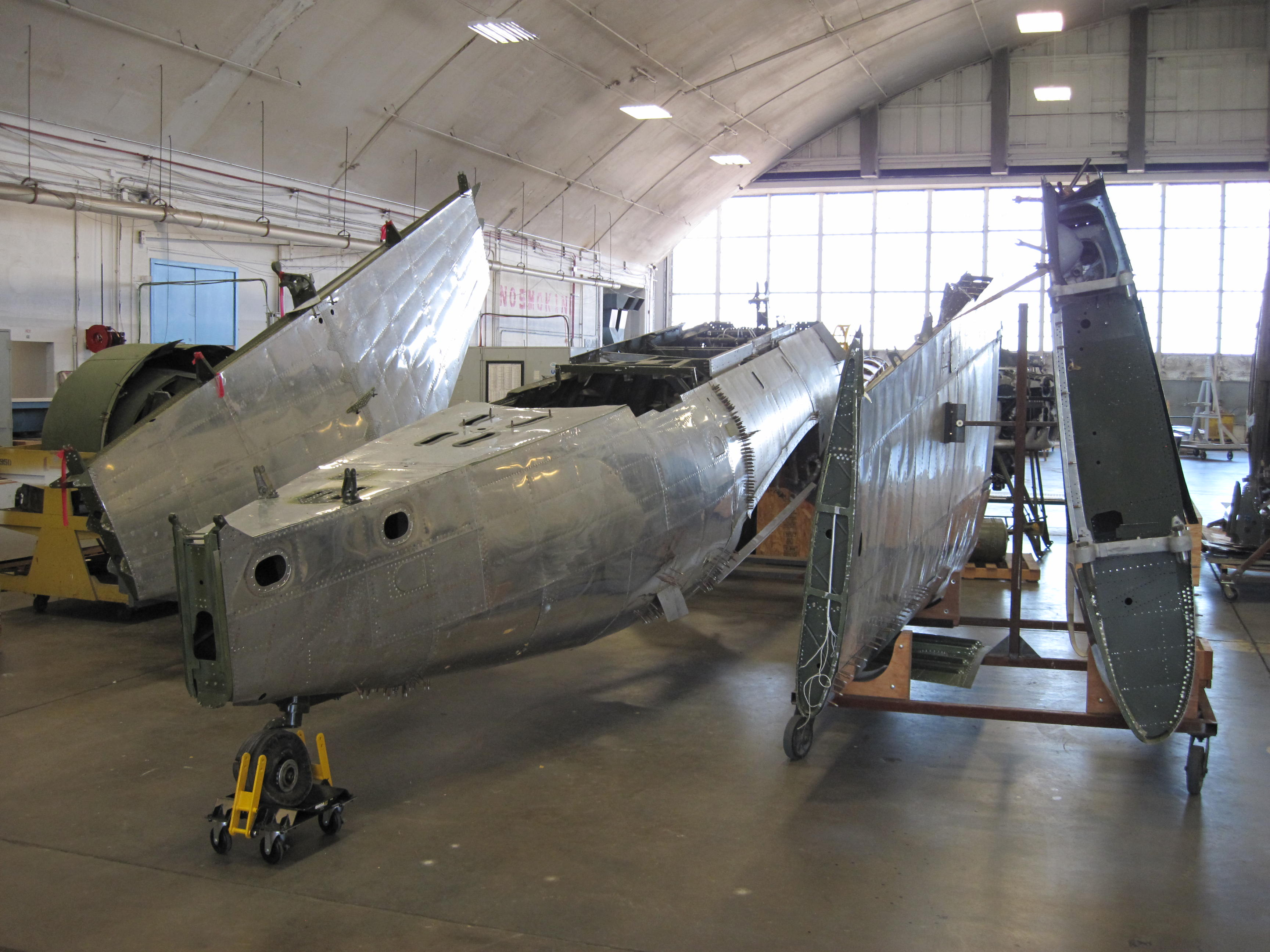 Warbird Information Exchange • View topic - Curtiss A-25A Shrike for