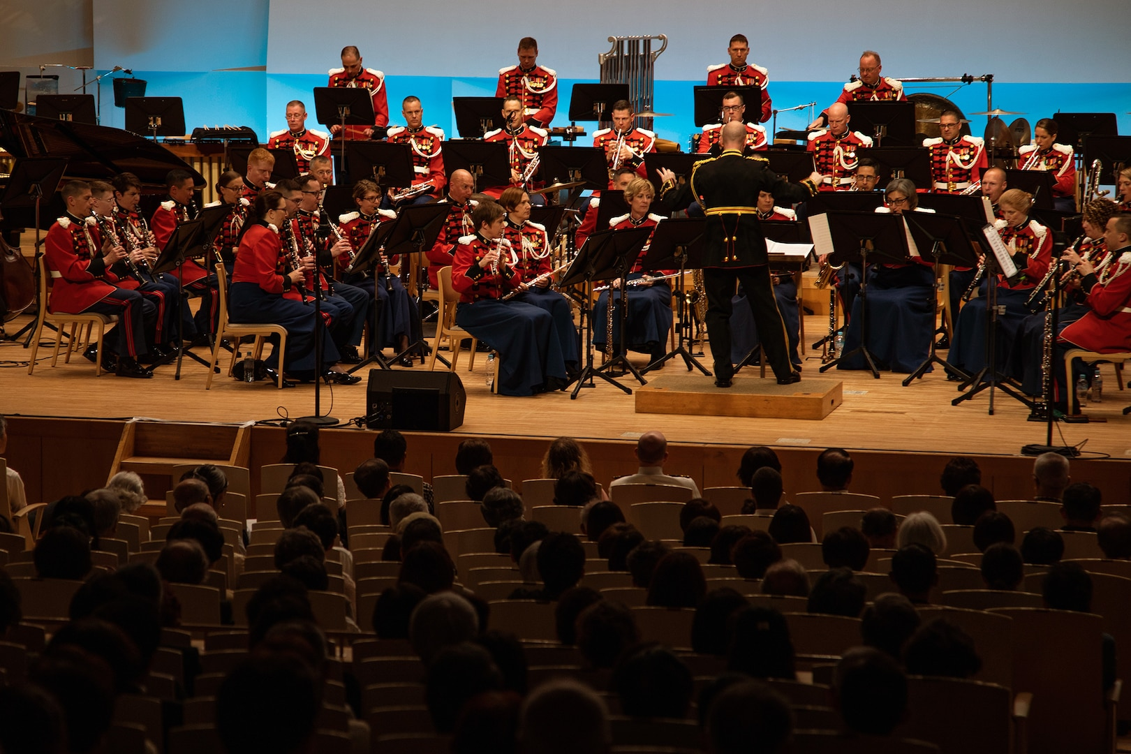 """History in the making: """"The President's Own"""" United States Marine Band Visits Japan for First Time"""