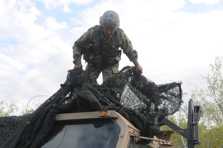 478th Transportation supports Exercise Maple Resolve 19