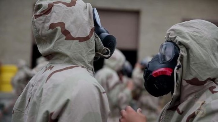 Not your average gas chamber training