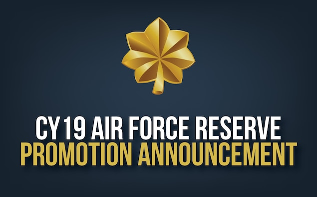 CY19 AFR Promotion Announcement Major