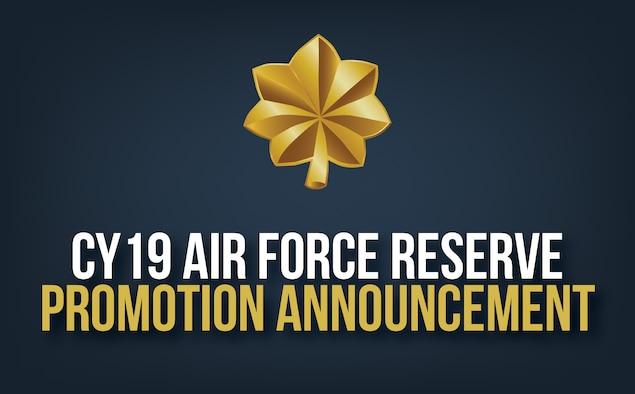CY19 AFR Promotion Announcement Major