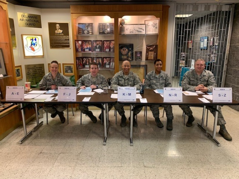 Afrc Muster Draws Irr Airmen From Across 14