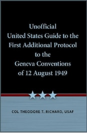 Cover Image for guide with the title of Unofficial United States guide to the First Additional