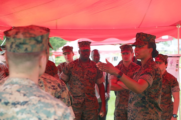 Marines assess small business innovations during weeklong evaluation