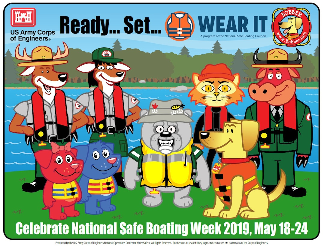 Celebrate National Safe Boating Week with a new download from Bobber!