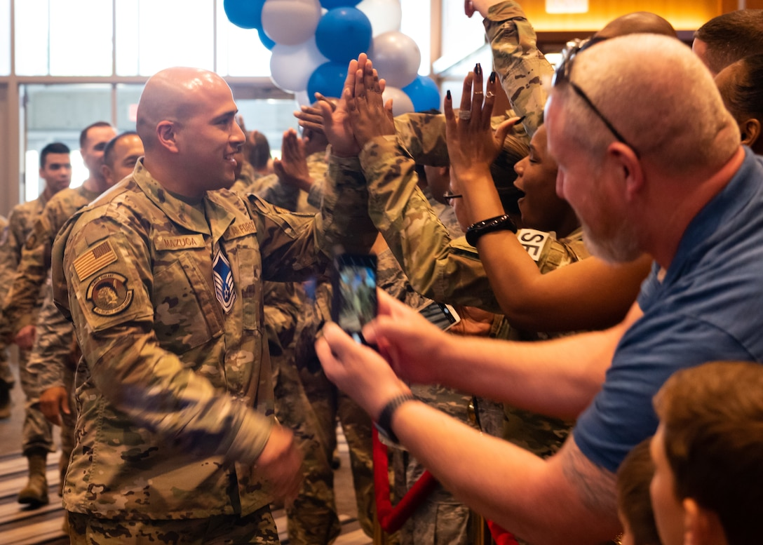 As the technical sergeants promote to the highest tier of the enlisted force, they are charged, trained and equipped to lead junior NCOs and Airmen into capable leaders of tomorrow.