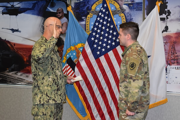 Distribution Aide-de-Camp promoted to Captain