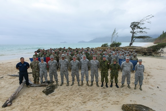 Swamp Fox Airmen improve quality of life at Bellows Air Force Station, Hawaii