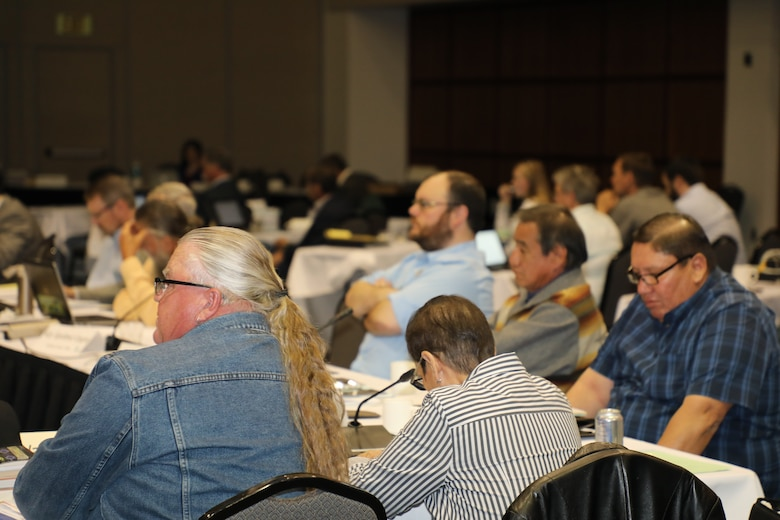 MRRIC meets in Sioux Falls, South Dakota for Spring 2019 Plenary Meeting May 21, 2019. (Photo by Dr. Michael Izard-Carroll, USACE Omaha District)