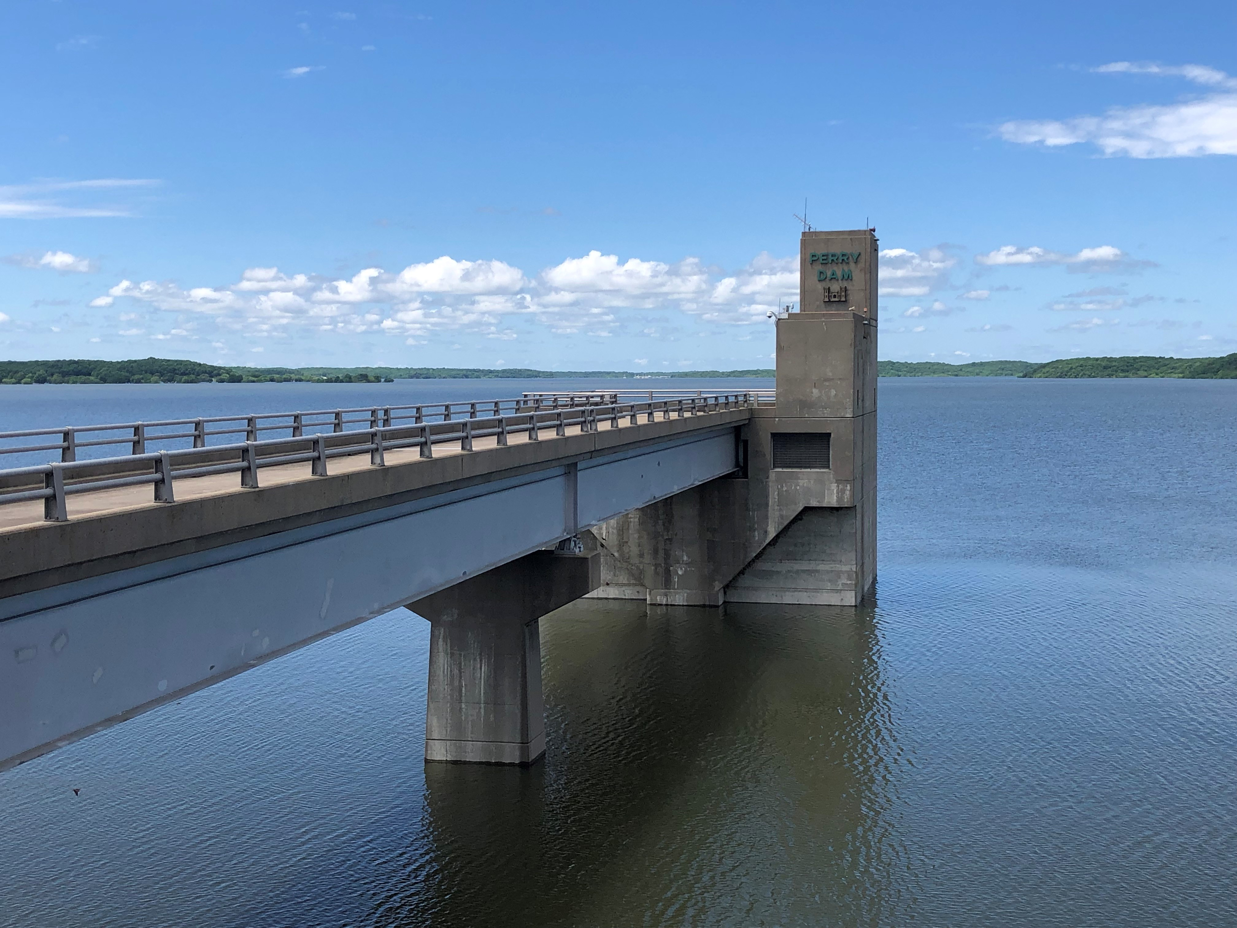 Corps Of Engineers To Release Water From Perry Lake As