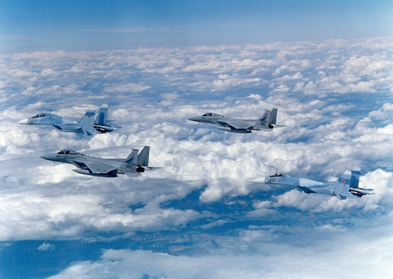 A New Bird in the Oregon Roost:The Beginning of the Eagle Era in the 142nd Fighter Wing