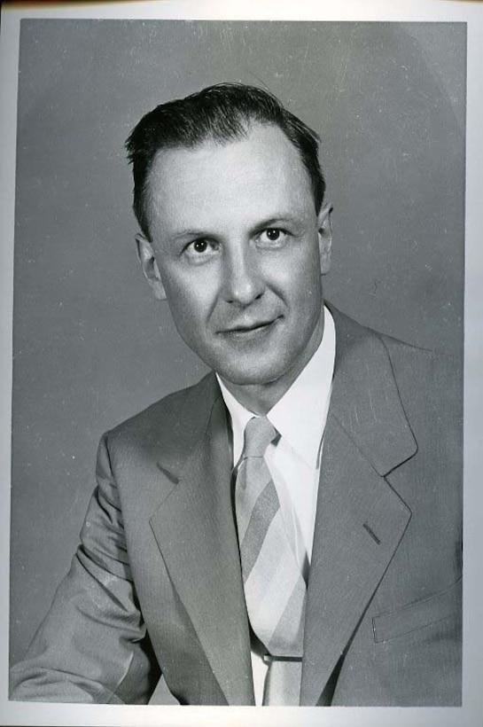 Dr. Louis W. Tordella, 1953
