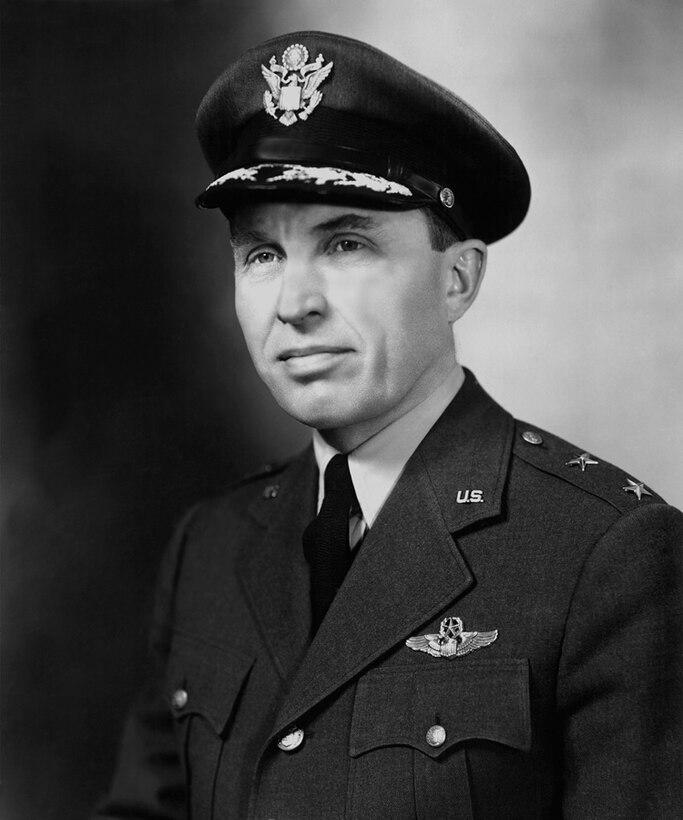Brig Gen John Ackerman, USAF, NSA Vice Director November 1953 - June 1956