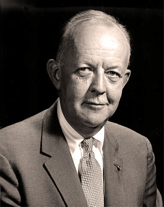Dr. Howard Engstrom, NSA Deputy Director October 1957 - August 1958