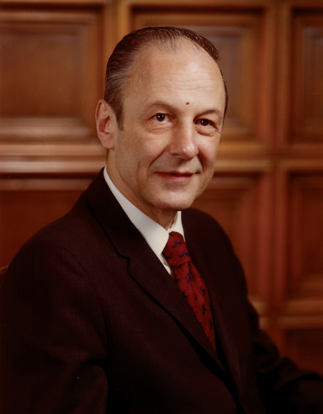 Dr. Louis W. Tordella, NSA Deputy Director August 1958 - April 1974