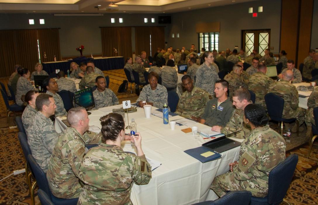 Superintendents join AFPC Squadron Commander Course