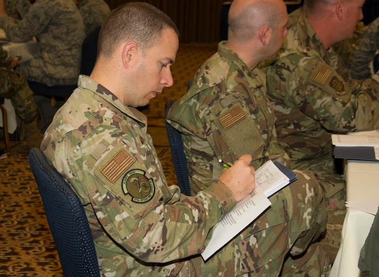 Superintendents join AFPC Squadron Commander Course