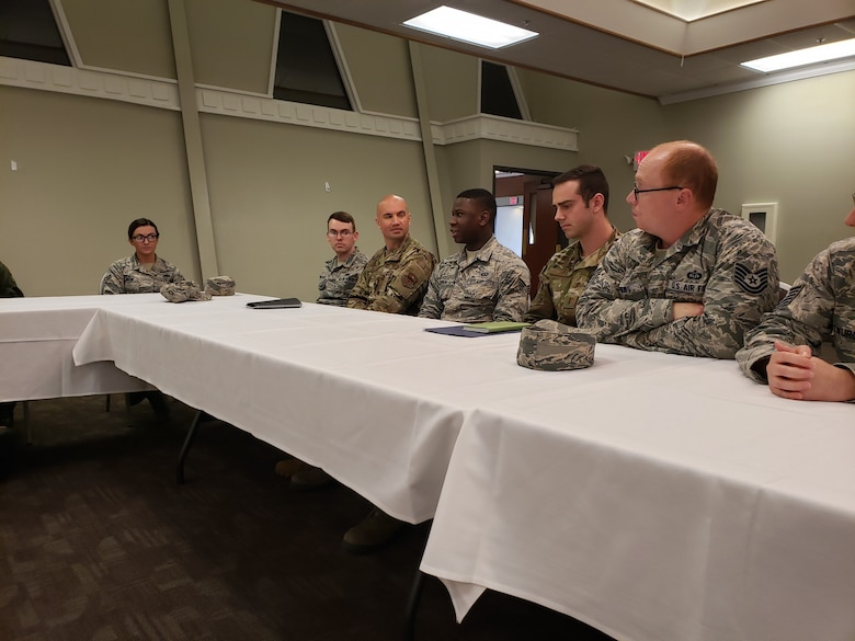First ever White Jet OSS Summit is held at Sheppard Air Force Base, Texas